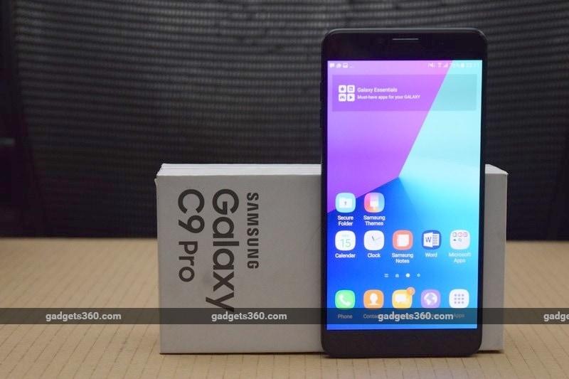 Samsung Galaxy C9 Pro की कीमत में फिर कटौती, जानें नया दाम