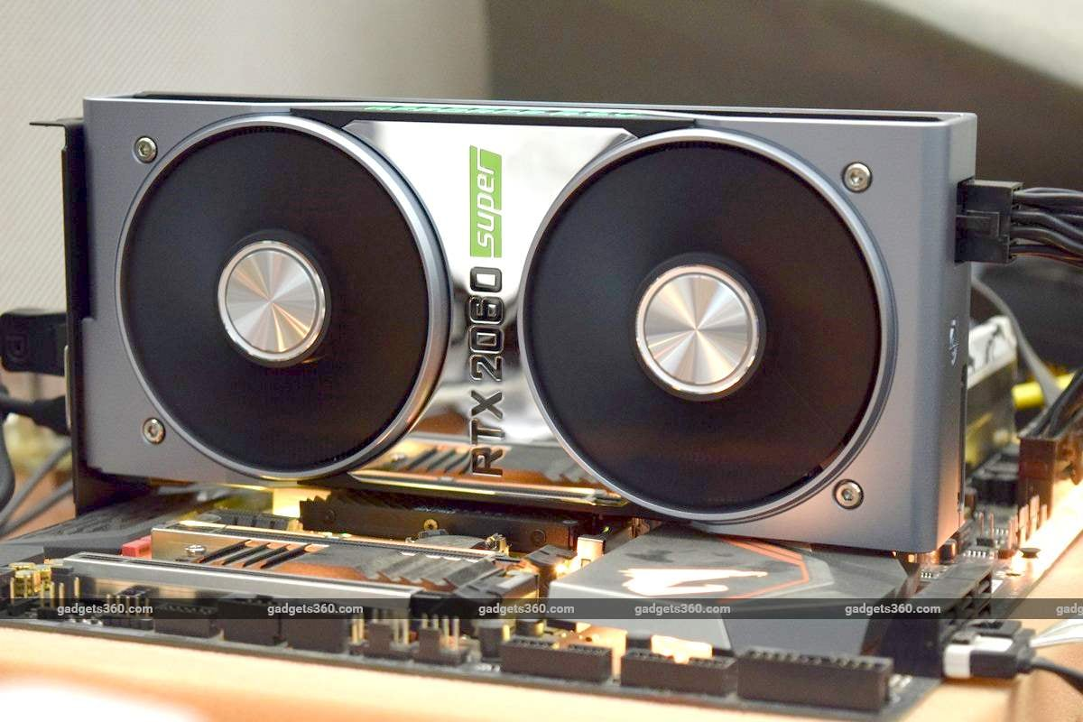 Nvidia GeForce RTX 2060 Super Founders Edition Review | NDTV