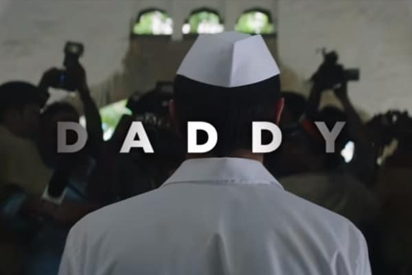 Daddy Movie Ticket Booking Offers: Daddy Cast, Release Date, Songs, Trailer, Movie Ticket Bookings, Reviews and More