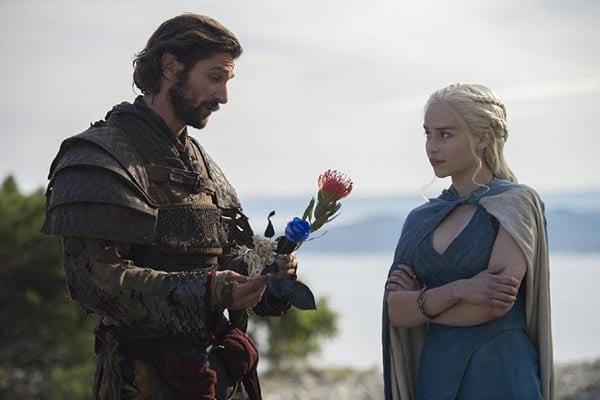 Daenerys Targaryen Daario Naharis 1555587105522