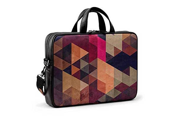 DailyObjects Compact Laptop Bag 1557147290205