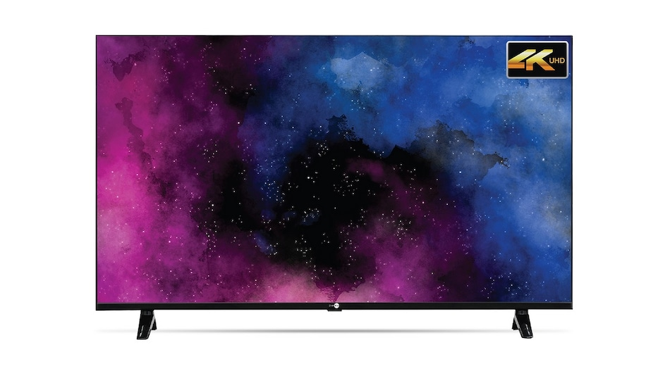 Daiwa 4K UHD Smart TV D50162FL With 50-Inch 'Frameless' Display Launched in India