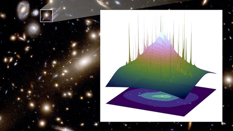 New Findings on Universe's Dark Matter Confound Scientists
