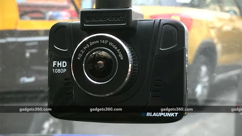 Blaupunkt DVR 3 0 FHD Review | NDTV Gadgets360 com