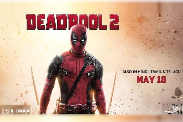Deadpool 2 Movie Ticket Offers: Book Movie Tickets on Paytm, BookMyShow