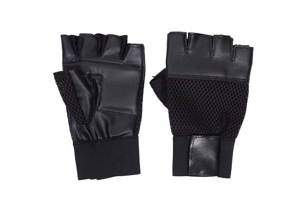 Dee Mannequin 786 Leather Gym Gloves 1559109416523