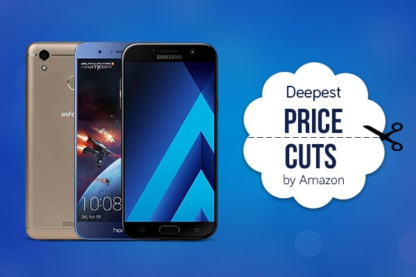 Deepest Price Cuts By Amazon. Yes The List Is Out With Us, We have the Top Products With The Deepest Price Cuts On Amazon For You!