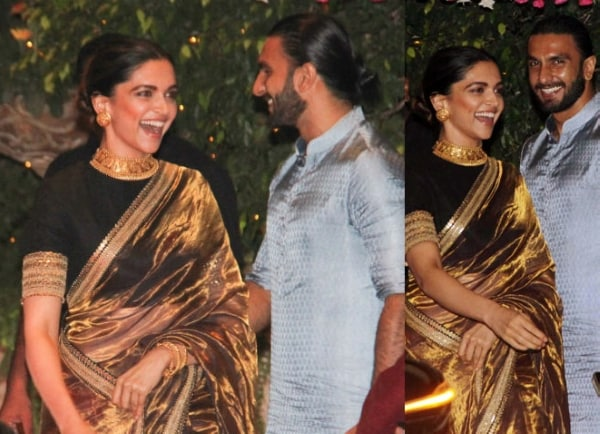 Deepika Padukone Sarees For Every Girl's Wardrobe ...