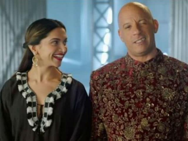 Watch: Deepika Padukone, Vin Diesel's 'Perfect' Diwali Wish For xXx Fans
