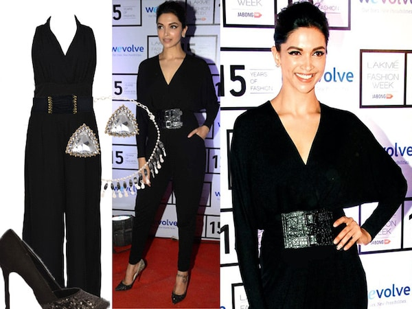 Get this Glamorous Deepika Look for Just Rs. 3,000