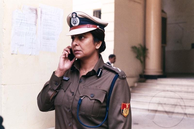 Delhi Crime Story   Shefali Shah Delhi Crime Netflix India