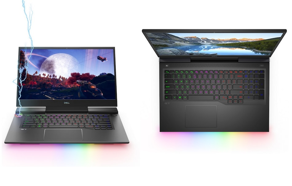 Dell G7 15 With Intel 10th-Gen Core Processors, Nvidia GeForce RTX Graphics Cards Launched in India