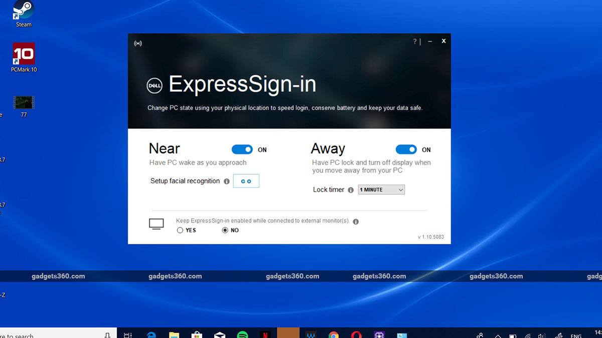 Dell Inspiron  7400 2in1 expresssignin ndtv express sign in