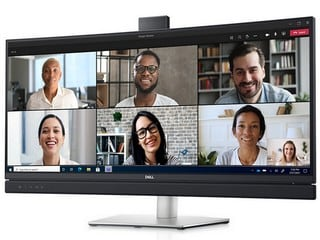 Dell UltraSharp, Video Conferencing and Interactive Touch Monitor Models Launched