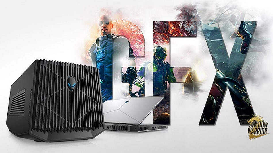 Dell Alienware Graphics Amplifier External GPU Enclosure Discontinued: Report