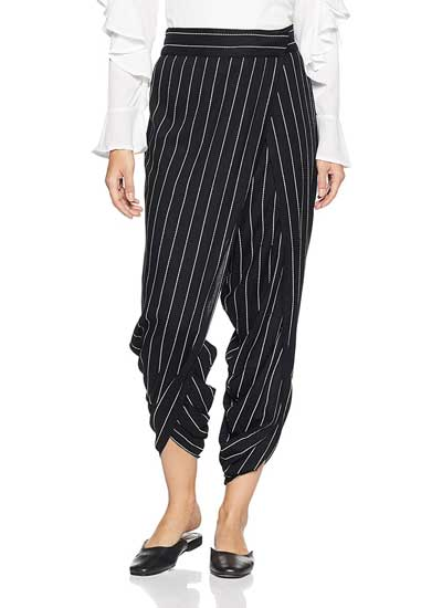 Dhoti Salwars W for Women Relaxed Fit Pants 1558600123692