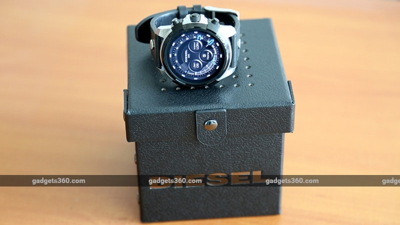 Diesel Smartwatch NDTV Diesel On Smartwatch Review