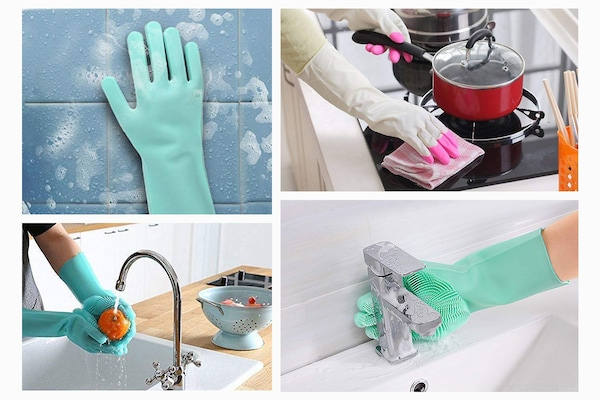 Dish Washing Gloves For Daily Use
