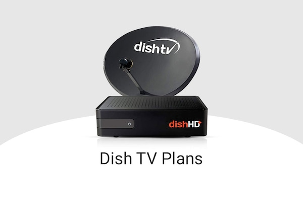 Dish TV Recharge Plans (UPDATED) 2021: Dish TV DTH Plans, Package With Price