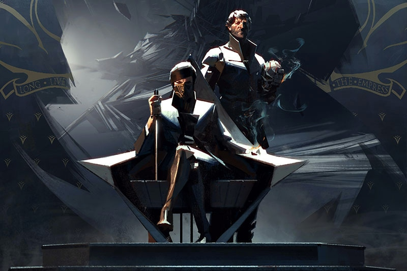 Dishonored 2's Official Launch Trailer Is All Gameplay Footage