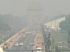 Delhi Chokes On Air 14 Times More Polluted As Diwali Smog Clouds India