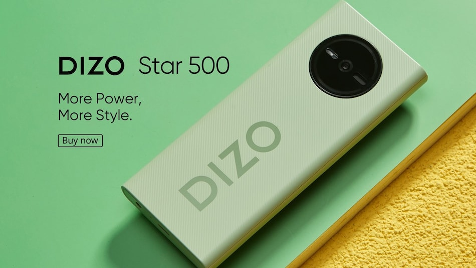 Realme Dizo Star 300, Dizo Star 500 Feature Phones With 2G Connectivity Launched in India: Price, Specifications