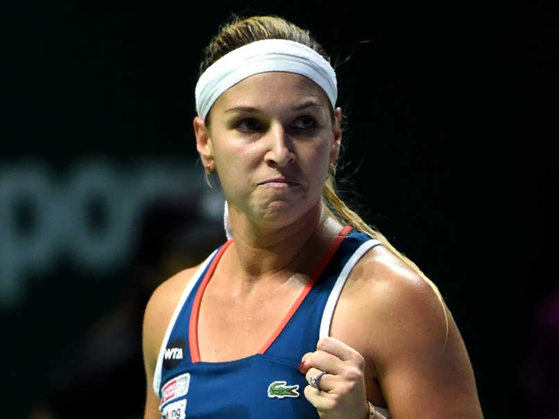 Dominika Cibulkova Stuns World No. 1 Angelique Kerber to Win WTA Finals Title