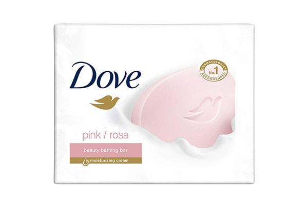 Dove Pink Rosa Beauty Bathing Bar 1613067324017