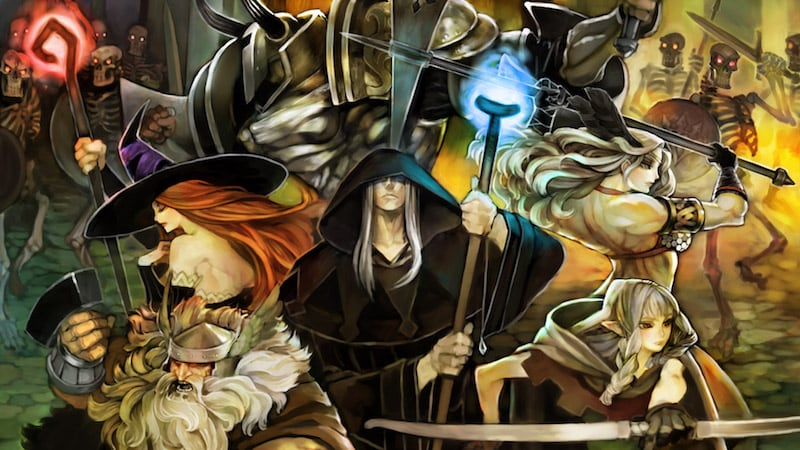 Dragon's Crown Pro Is Street Fighter V Meets Dungeons and Dragons
