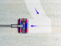 Dyson Omni-Glide Vacuum Cleaner With Omni-Directional Fluffy Cleaner Head Launched in India