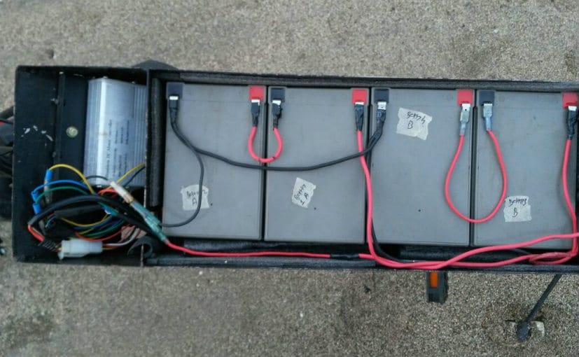 Global Renergy E-Bike Battery Pack