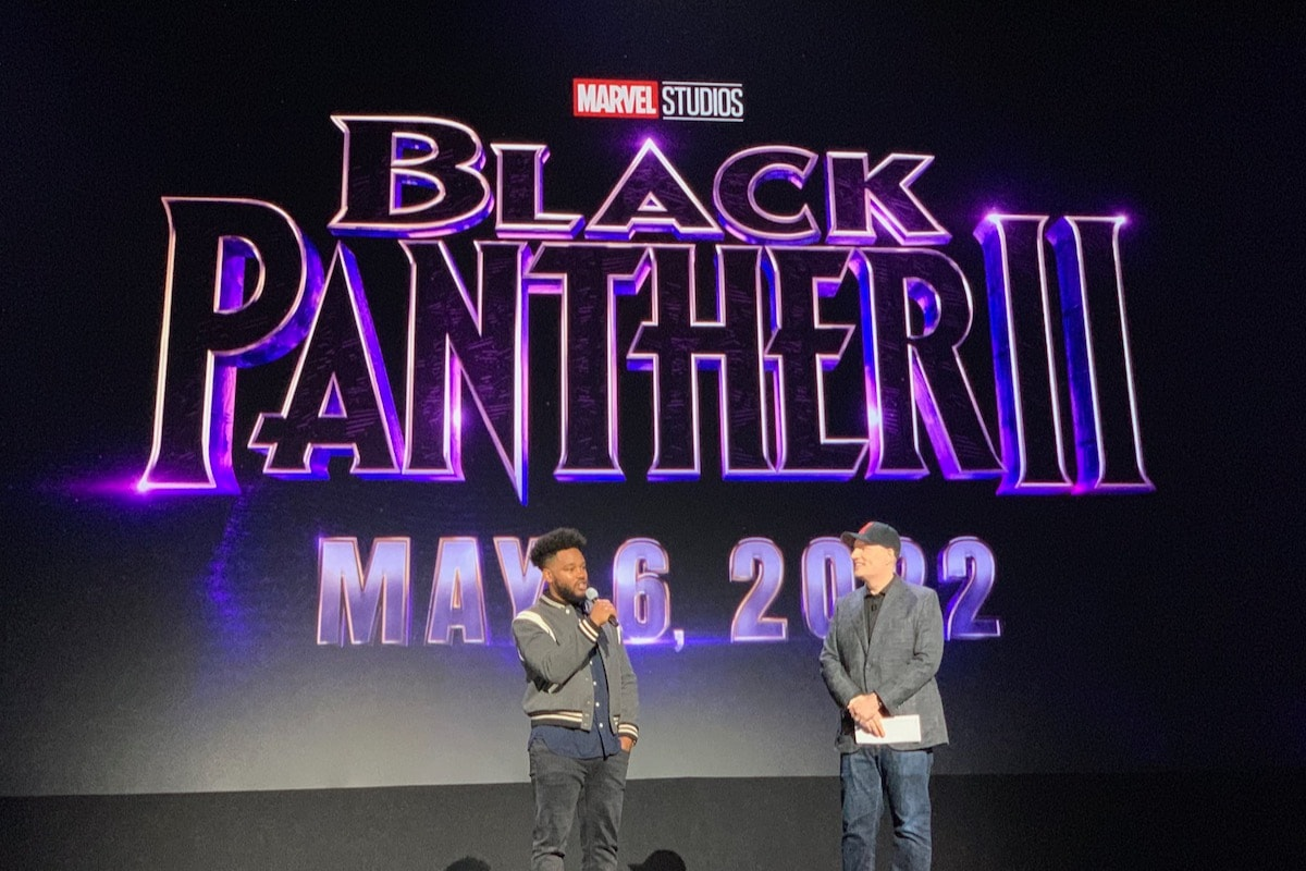 Disney D23 Expo 2019: Black Panther 2 Announced, Gets May 2022 Release Date