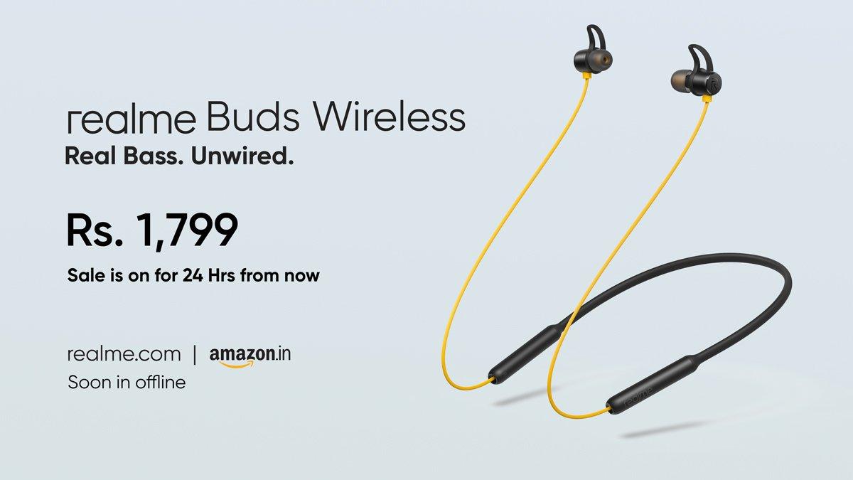 EEVCZ 2UwAAFXY6 Realme Buds Wireless