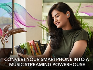 ndtv.com - Dolby X NDTV - Experience Dolby With Gadgets 360: Turn Your Smartphone Into a Music Streaming Powerhouse