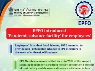 EPFO Website Appears to Be Down After Pandemic Advance Facility Announced as Coronavirus Relief Measure