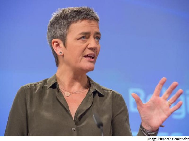 EU's Margrethe Vestager, the Dane Who Is Google's Bane