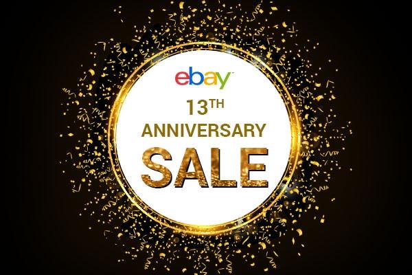 eBay Online Shopping India: eBay India 13th Anniversary Celebration Sale
