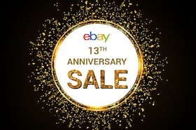 eBay India 13th Anniversary Celebration Sale