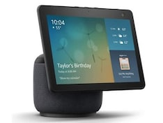 Amazon Echo Show 10 With Rotating Display, 13-Megapixel Camera, Netflix Support Launched