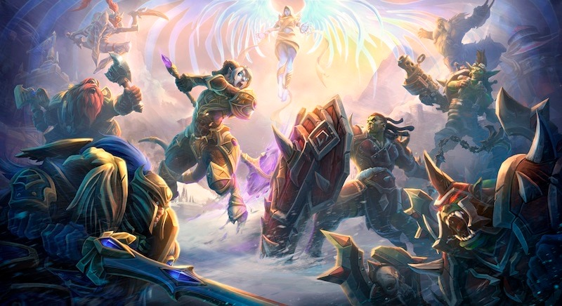 Blizzard Explains Why Heroes of the Storm Doesn't Have Fortnite-Like Battle Pass
