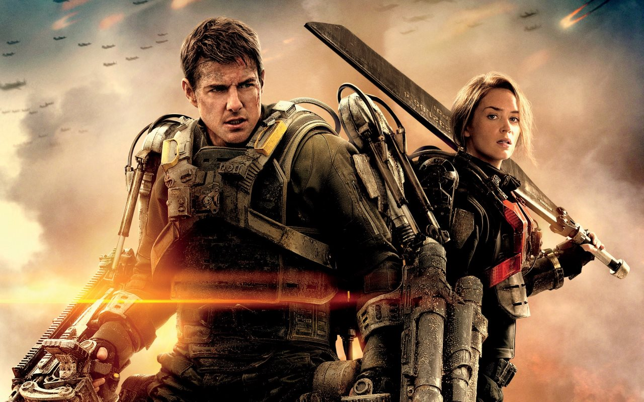 Edge of Tomorrow 2 Is Now Called Live Die Repeat and Repeat