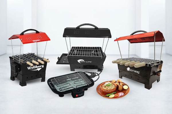 Best Electric Barbeque, Griller And Tandoors: For That Smoky Flavour