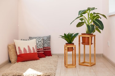 Elevate Your Plants With These Plant Stands