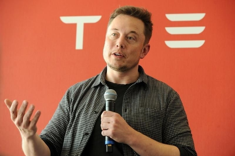 Tesla CEO Elon Musk Says Criticism of Self-Driving Cars Can Kill People