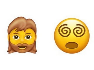 Emoji 13.1 With Face in Clouds, Mending Heart, Gender Options for Bearded Emoji, and More Announced