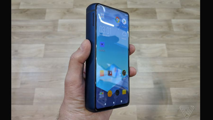 Energizer P18K Pop with 18,000mAh Battery Showcased at MWC 2019
