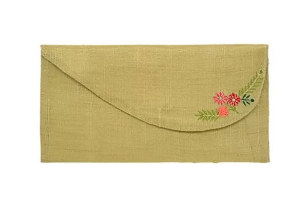 Handmade Paper Envelopes, Fabric and Lace Envelopes