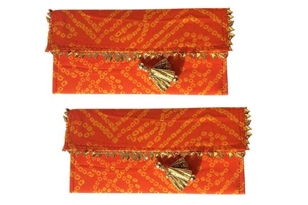 Handmade Paper Envelopes, Loops n Knots