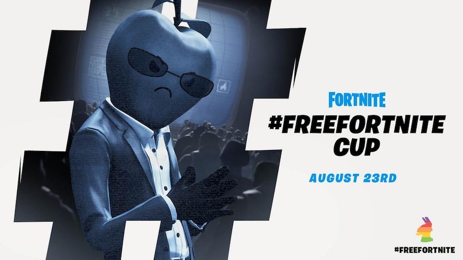 FreeFortnite Tournament Taunts Apple Amidst Legal Battle