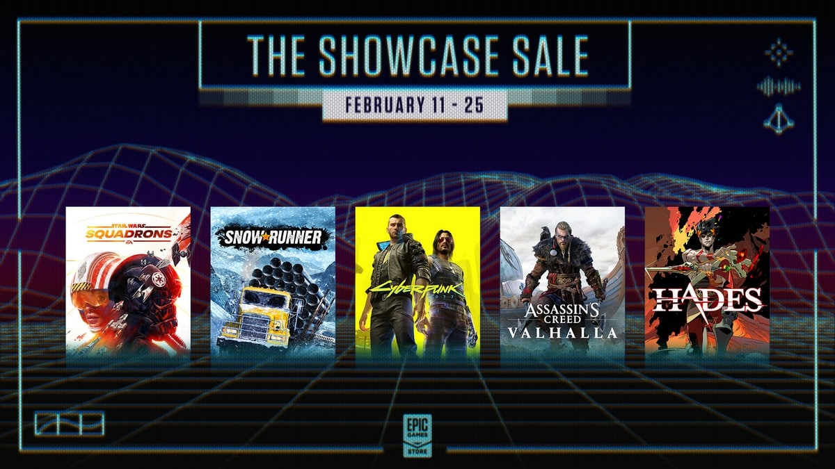 Epic Games Spring Showcase and Sale Starts From February 11, Brings New Announcements, Discounts on Games
